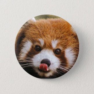 Red Panda Button