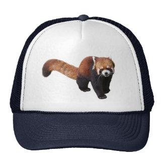 Red Panda Cap