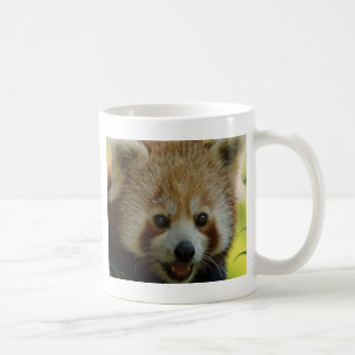 Red Panda Coffee Mug