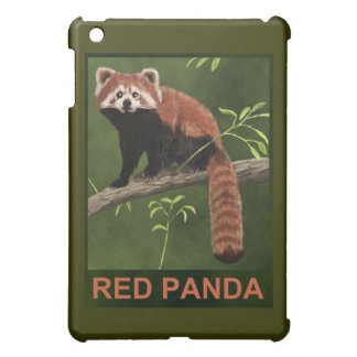 Red Panda Cover For The iPad Mini