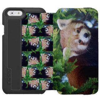 Red Panda Incipio Watson™ iPhone 6 Wallet Case