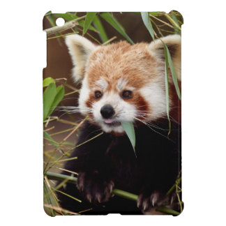 Red Panda iPad Mini Covers