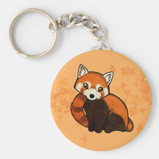 Red Panda keychain by Meredith Dillman