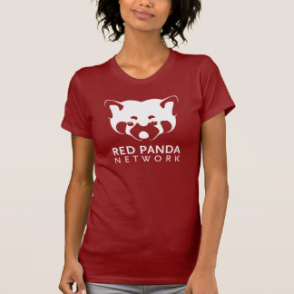 Red Panda Logo Solid Tee