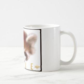 Red Panda Love Coffee Mug