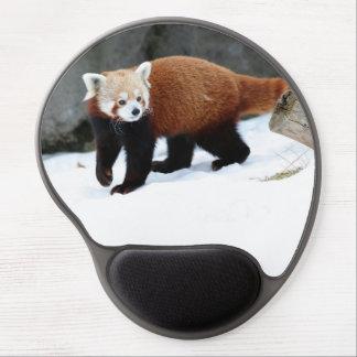 Red Panda mousepad Gel Mouse Pad