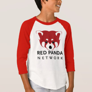 Red Panda Network Youth Baseball T T-Shirt