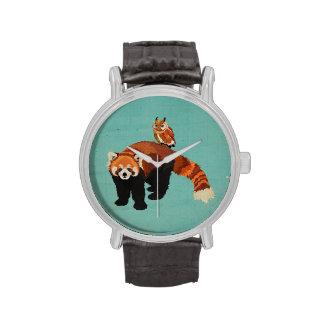 Red Panda & Owl Watch