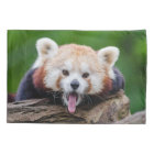 Red Panda Pillowcase
