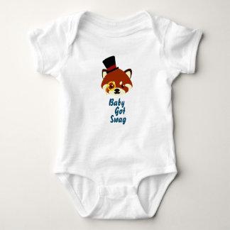Red Panda Swag T-shirts