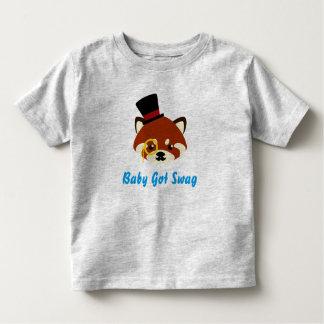 Red Panda Swag Tee Shirt