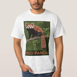 Red Panda T Shirts