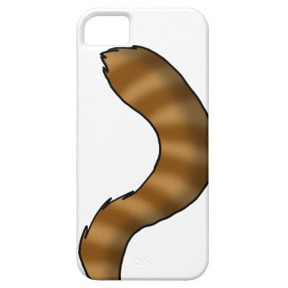Red Panda Tail iPhone 5 Covers