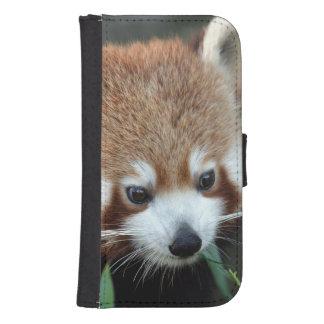 Red Panda, Taronga Zoo, Sydney, Australia Samsung S4 Wallet Case