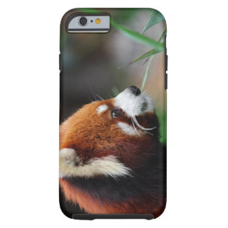 Red panda tough iPhone 6 case