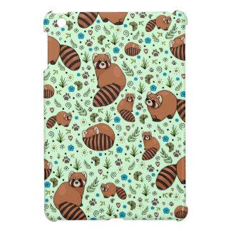 Red Pandas iPad Mini Case