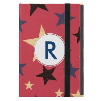 Red Pattern iPad Mini Covers