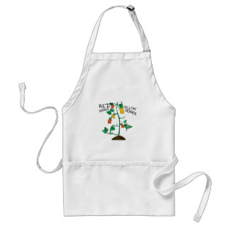 Red Pepper Apron