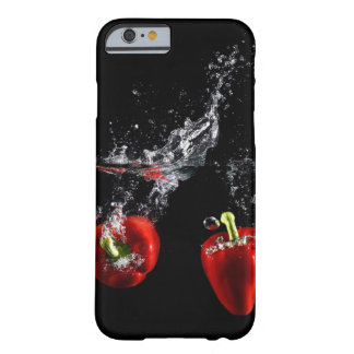 red pepper splashing in water barely there iPhone 6 case