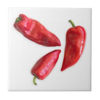 Red pepper tile