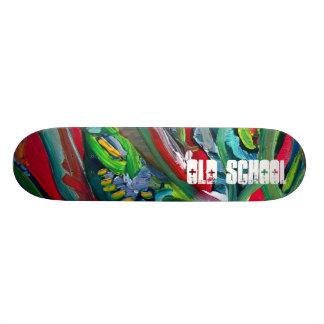 red phoenix Old School Skateboards