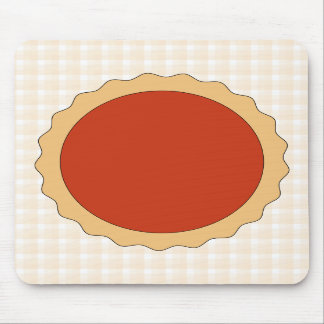Red Pie. Strawberry Tart. Beige Check. Mousepads