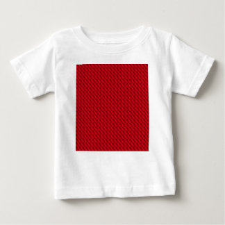 Red Pile Background Baby T-Shirt