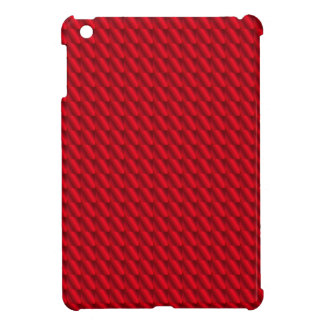 Red Pile Background iPad Mini Cover