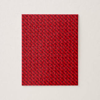 Red Pile Background Jigsaw Puzzle