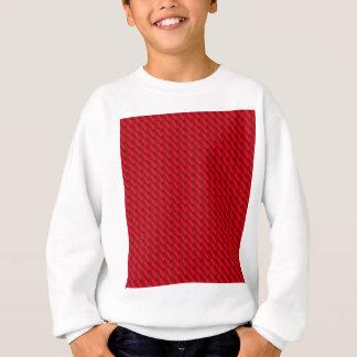 Red Pile Background Sweatshirt
