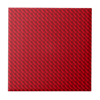 Red Pile Background Tile
