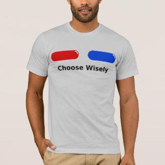 Red Pill Blue Pill T-Shirt
