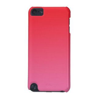 Red & Pink Ombre iPod Touch 5G Cover