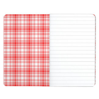 Red Plaid Journal
