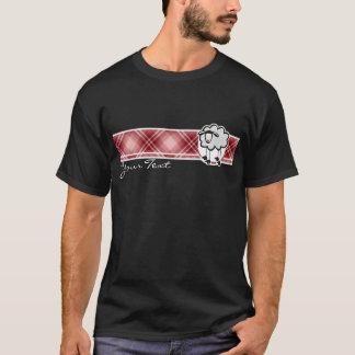 Red Plaid Sheep T-Shirt