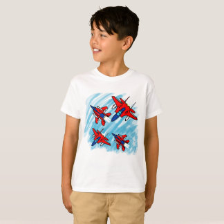 Red Planes T-Shirt