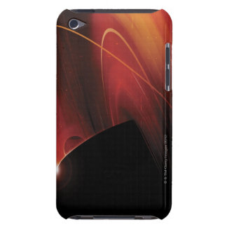 Red Planet Digital Design Barely There iPod Case