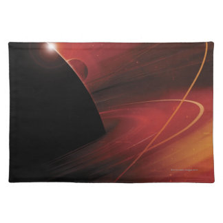 Red Planet Digital Design Placemat
