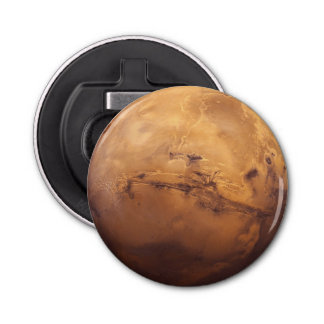 Red Planet Mars Bottle Opener