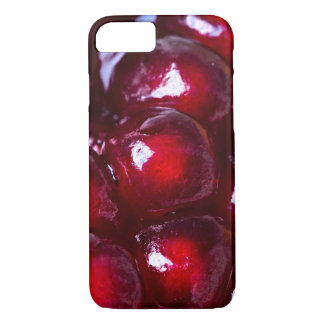 Red Pomegranate Seeds iPhone 8/7 Case