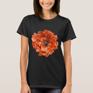 Red poppie T-Shirt