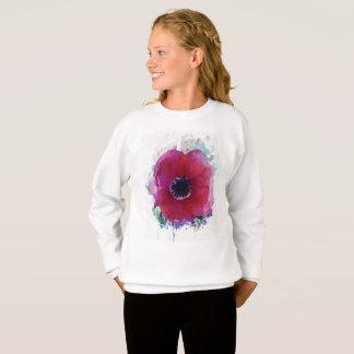 Red Poppy Girls' Hanes ComfortBlend® Sweatshirt #1
