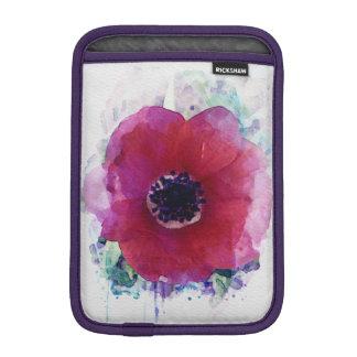 Red Poppy iPad Mini  Vertical #1 iPad Mini Sleeve
