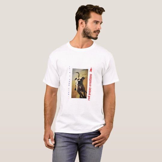 """red puppy """"Rory - Dog's life"""" T-Shirt"""