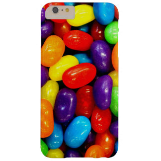 Red, Purple, Yellow and Orange Jelly Candies Barely There iPhone 6 Plus Case