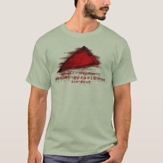 Red Pyramid Thing T-Shirt