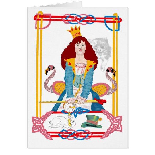 Red Queen Card