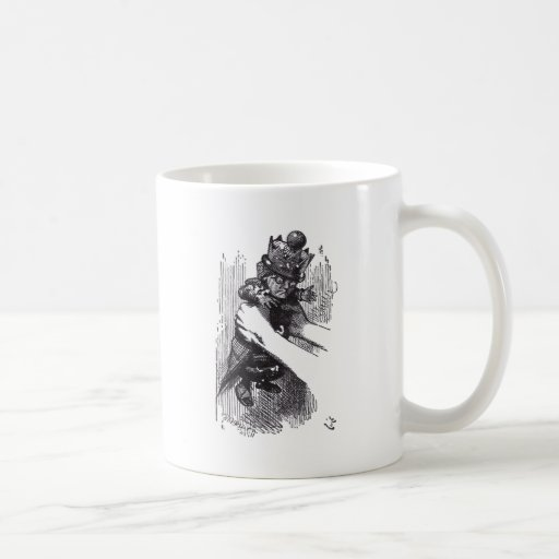 Red Queen Classic White Coffee Mug