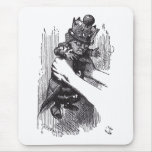 Red Queen Mouse Pad