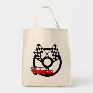 Red Race Car Tshirts and Gifts